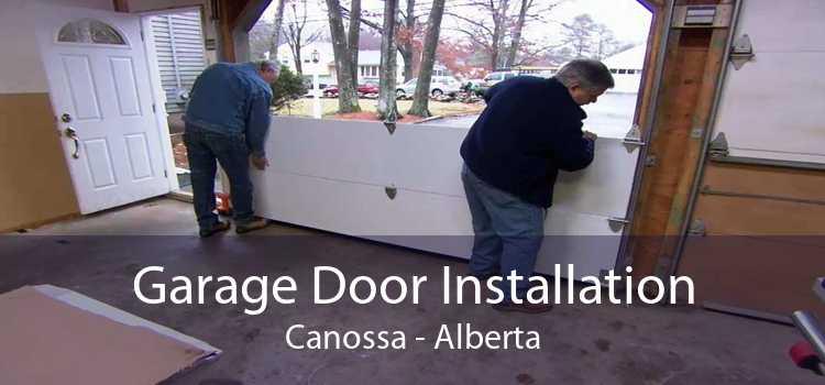 Garage Door Installation Canossa - Alberta