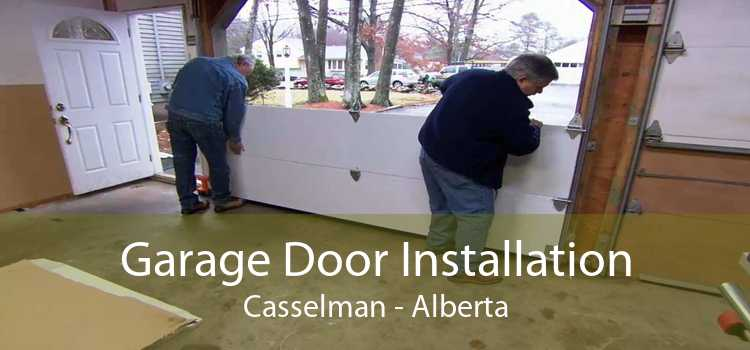 Garage Door Installation Casselman - Alberta