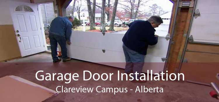 Garage Door Installation Clareview Campus - Alberta