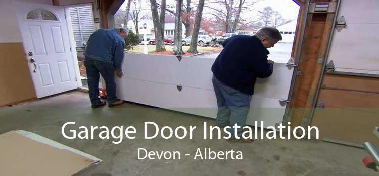 Garage Door Installation Devon - Alberta
