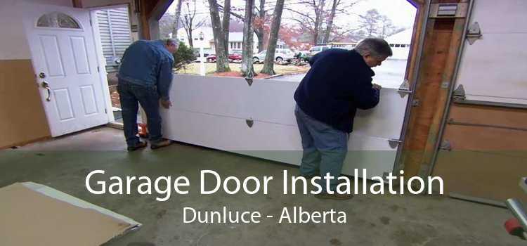 Garage Door Installation Dunluce - Alberta