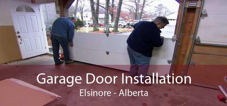 Garage Door Installation Elsinore - Alberta