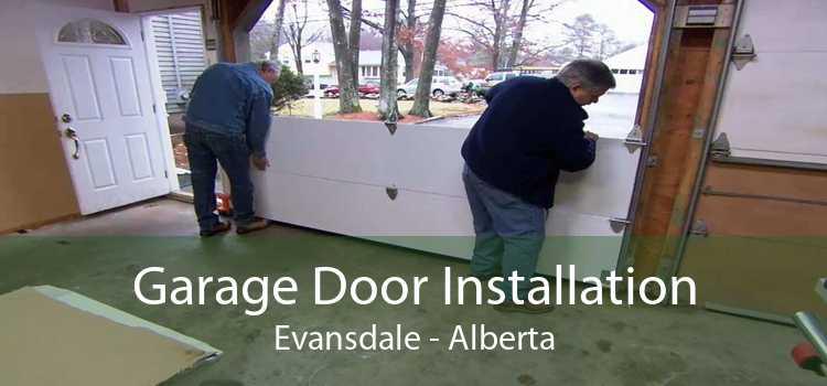 Garage Door Installation Evansdale - Alberta