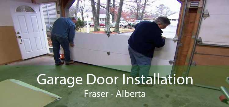 Garage Door Installation Fraser - Alberta
