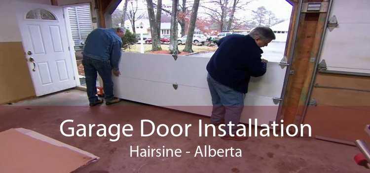 Garage Door Installation Hairsine - Alberta