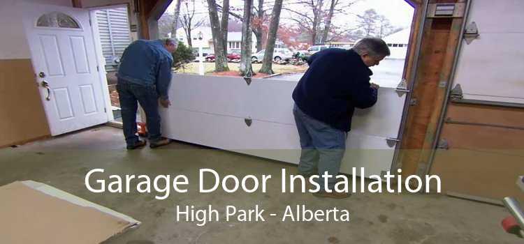 Garage Door Installation High Park - Alberta