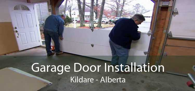 Garage Door Installation Kildare - Alberta