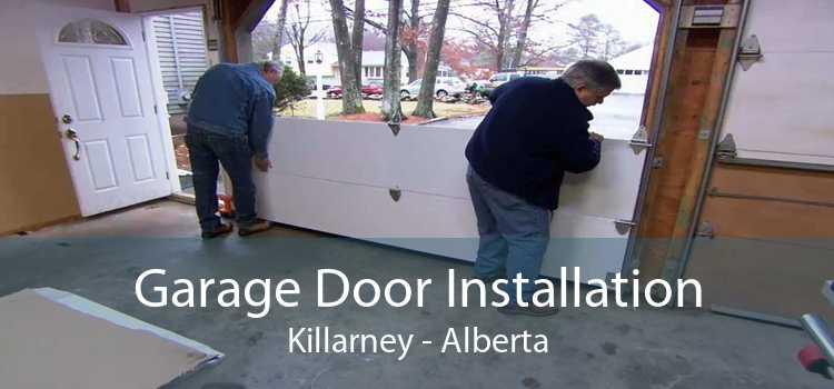 Garage Door Installation Killarney - Alberta