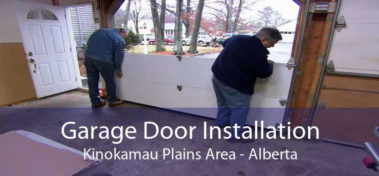 Garage Door Installation Kinokamau Plains Area - Alberta