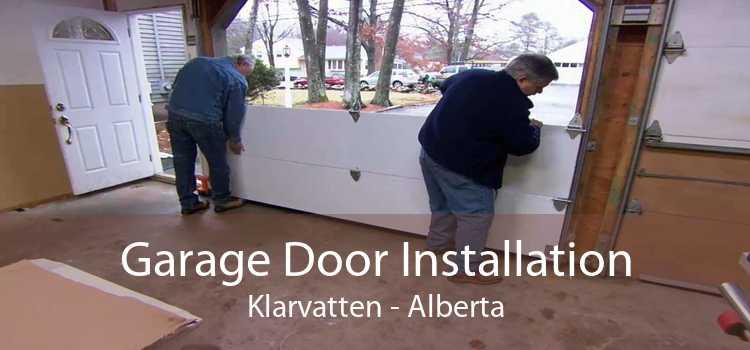 Garage Door Installation Klarvatten - Alberta