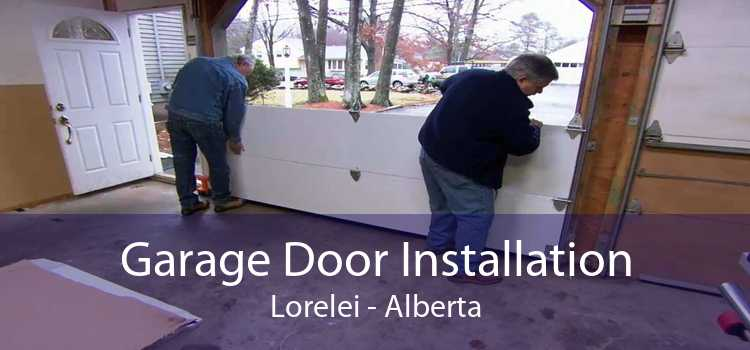 Garage Door Installation Lorelei - Alberta