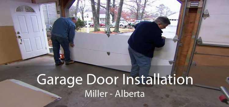 Garage Door Installation Miller - Alberta