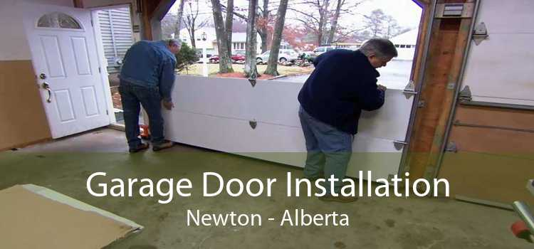 Garage Door Installation Newton - Alberta