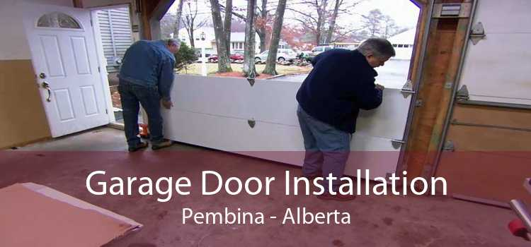 Garage Door Installation Pembina - Alberta