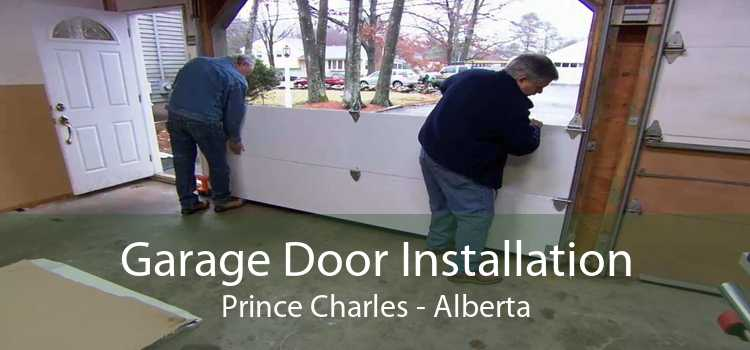Garage Door Installation Prince Charles - Alberta