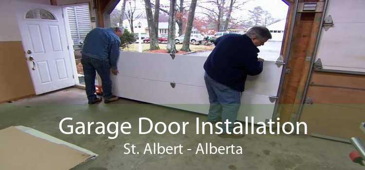 Garage Door Installation St. Albert - Alberta
