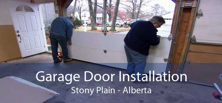 Garage Door Installation Stony Plain - Alberta