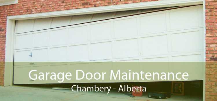 Garage Door Maintenance Chambery - Alberta