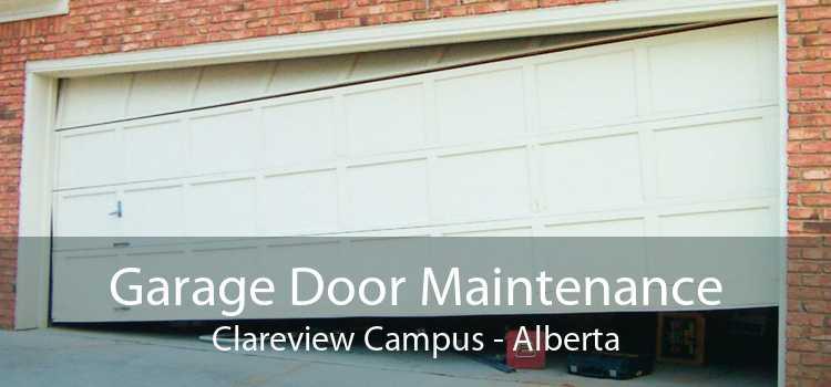 Garage Door Maintenance Clareview Campus - Alberta
