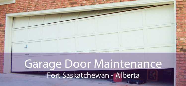 Garage Door Maintenance Fort Saskatchewan - Alberta