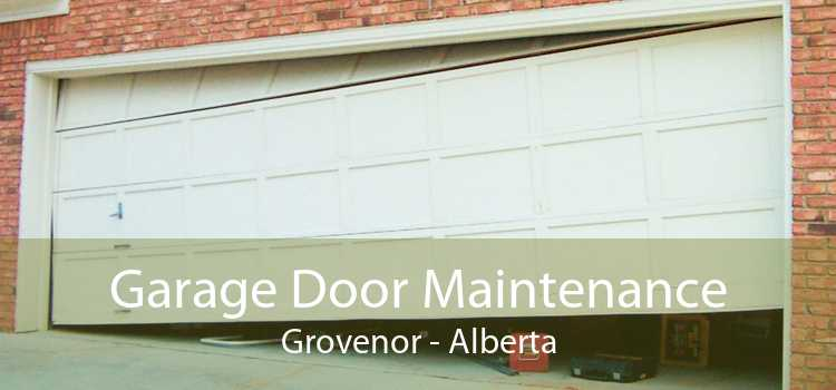 Garage Door Maintenance Grovenor - Alberta