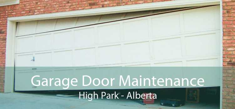 Garage Door Maintenance High Park - Alberta