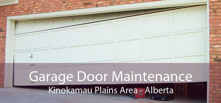 Garage Door Maintenance Kinokamau Plains Area - Alberta