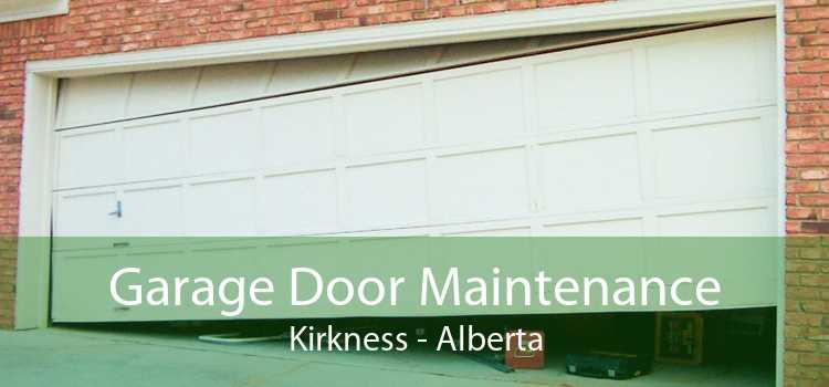 Garage Door Maintenance Kirkness - Alberta