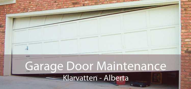 Garage Door Maintenance Klarvatten - Alberta