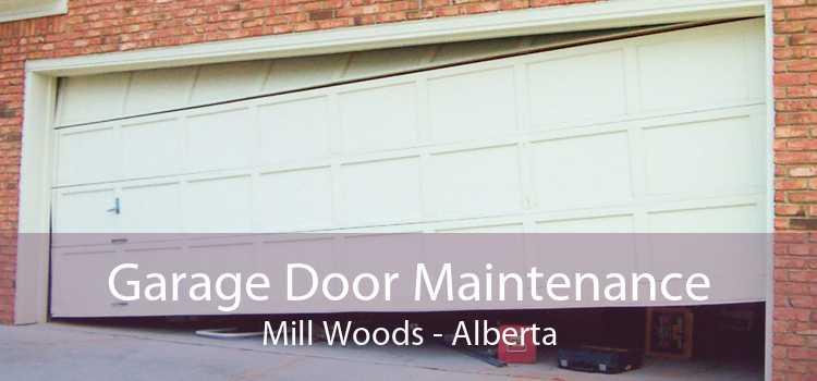 Garage Door Maintenance Mill Woods - Alberta