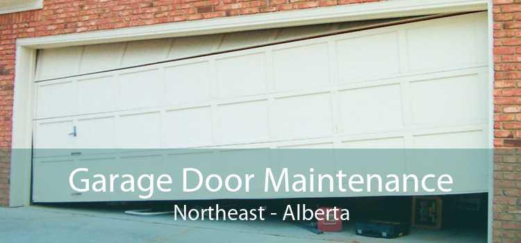 Garage Door Maintenance Northeast - Alberta