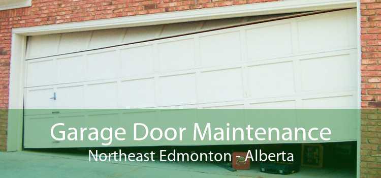 Garage Door Maintenance Northeast Edmonton - Alberta