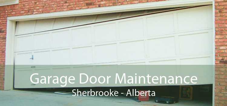 Garage Door Maintenance Sherbrooke - Alberta