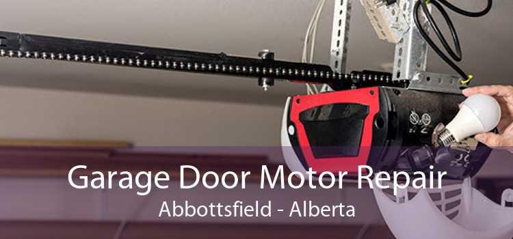 Garage Door Motor Repair Abbottsfield - Alberta