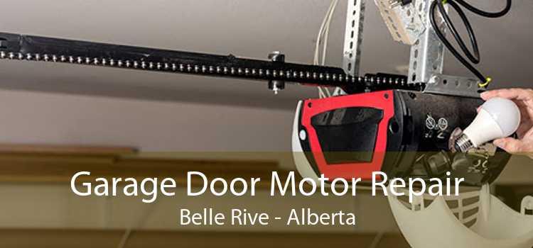 Garage Door Motor Repair Belle Rive - Alberta