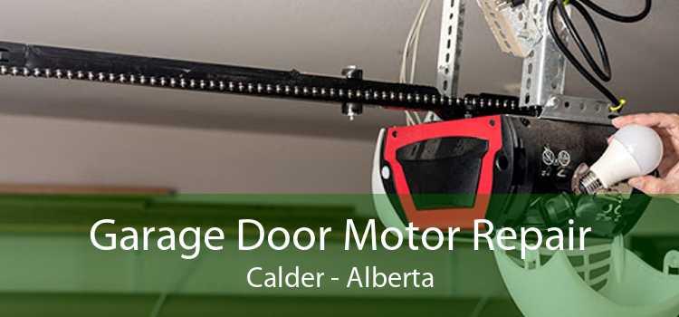 Garage Door Motor Repair Calder - Alberta