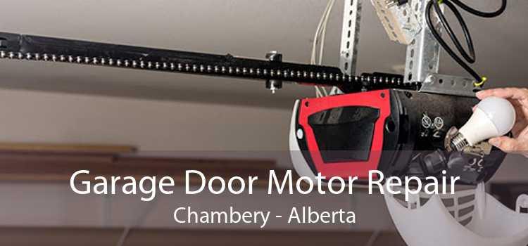 Garage Door Motor Repair Chambery - Alberta