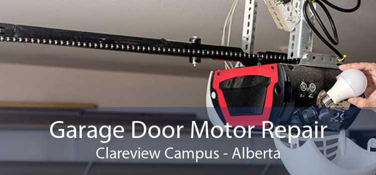 Garage Door Motor Repair Clareview Campus - Alberta
