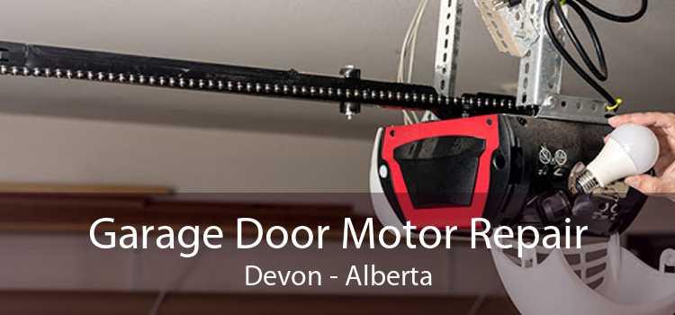 Garage Door Motor Repair Devon - Alberta