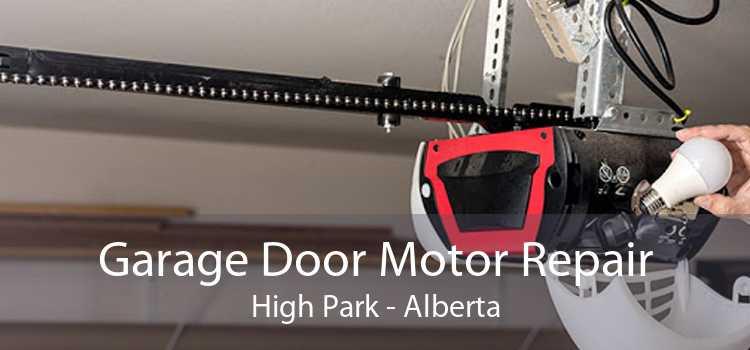 Garage Door Motor Repair High Park - Alberta