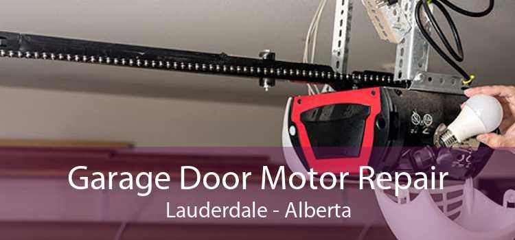 Garage Door Motor Repair Lauderdale - Alberta