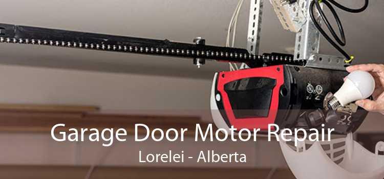 Garage Door Motor Repair Lorelei - Alberta