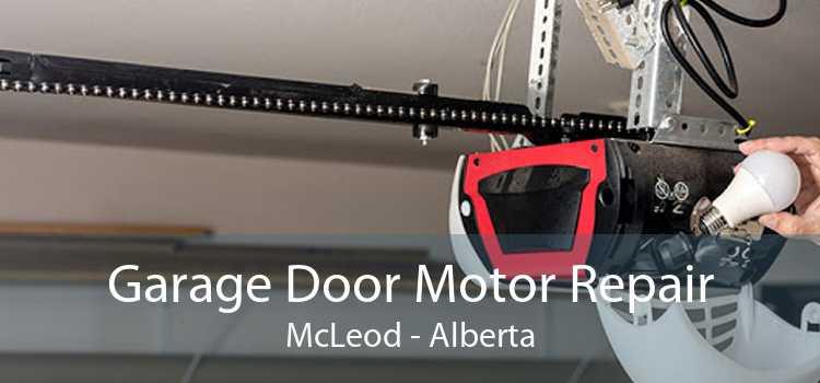 Garage Door Motor Repair McLeod - Alberta