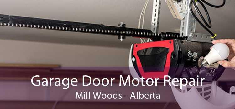 Garage Door Motor Repair Mill Woods - Alberta