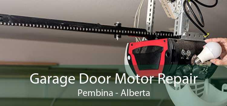 Garage Door Motor Repair Pembina - Alberta