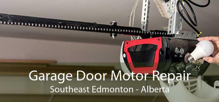Garage Door Motor Repair Southeast Edmonton - Alberta