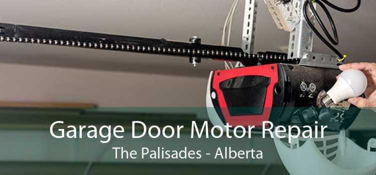 Garage Door Motor Repair The Palisades - Alberta