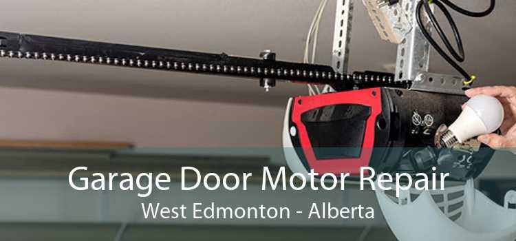 Garage Door Motor Repair West Edmonton - Alberta