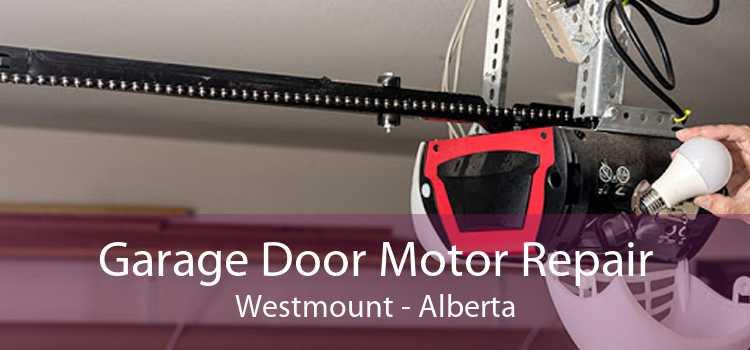 Garage Door Motor Repair Westmount - Alberta