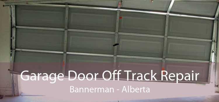Garage Door Off Track Repair Bannerman - Alberta